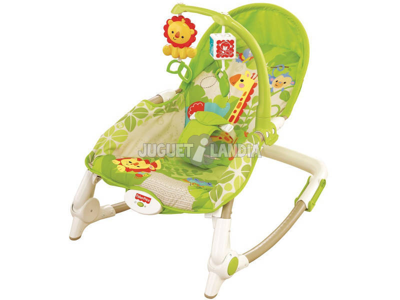 Fisher Price Hamaca Multiposiciones