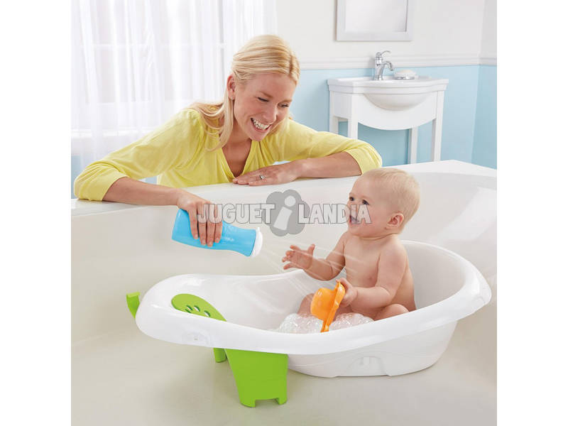 acheter fisher price baignoire avec moi 4 en 1 juguetilandia. Black Bedroom Furniture Sets. Home Design Ideas