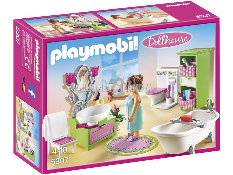 Playmobil Bathroom Vintage