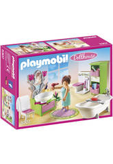 imagen Playmobil Baño Vintage