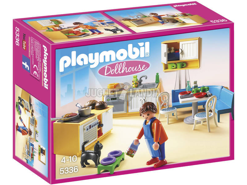 Cozinha Playmobil