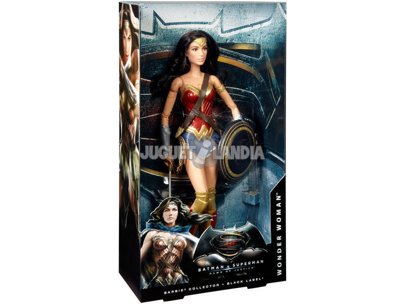 Barbie Collection Wonder Woman