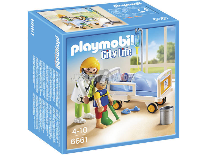 Playmobil Doctor com Criança