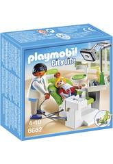 Playmobil Dentiste avec Patient