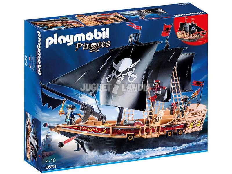Playmobil Buque Corsario 6678