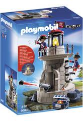 Playmobil Faro con Soldados