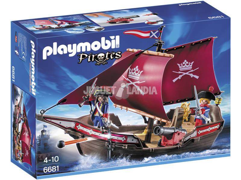 Playmobil Fregata della Marina Reale
