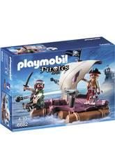 imagen Playmobil Balsa Pirata 6682
