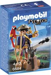 Playmobil Escondite del Tesoro Pirata 6684