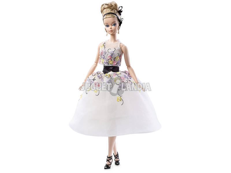 Barbie Colección Fashion Model Glam Dress Mattel DGW56