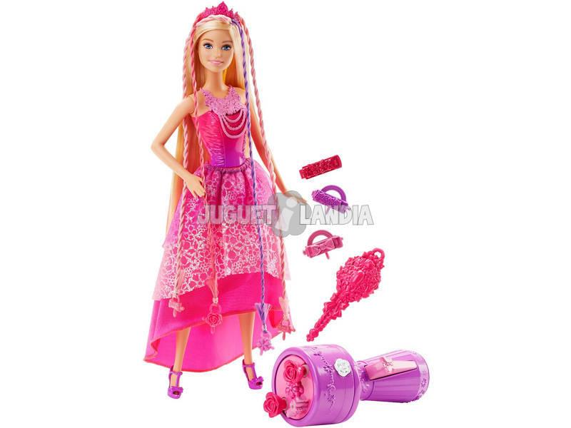 Barbie Reino De Los Peinados Mattel DKB62