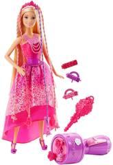 Barbie Règne De Coiffures