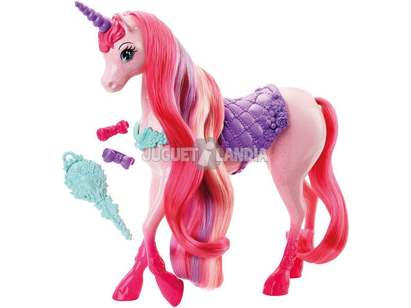 Unicornio Peinados Mágicos