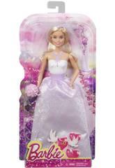 Mattel Barbie Sposa