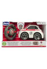 Radio Control Infantile Fiat 500 Sport
