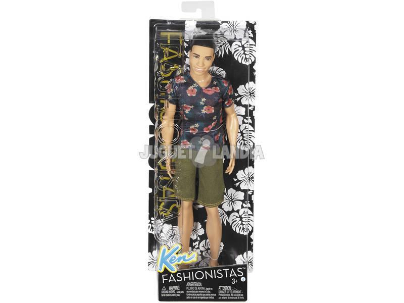 Figura Ken Fashionista Mattel DGY66