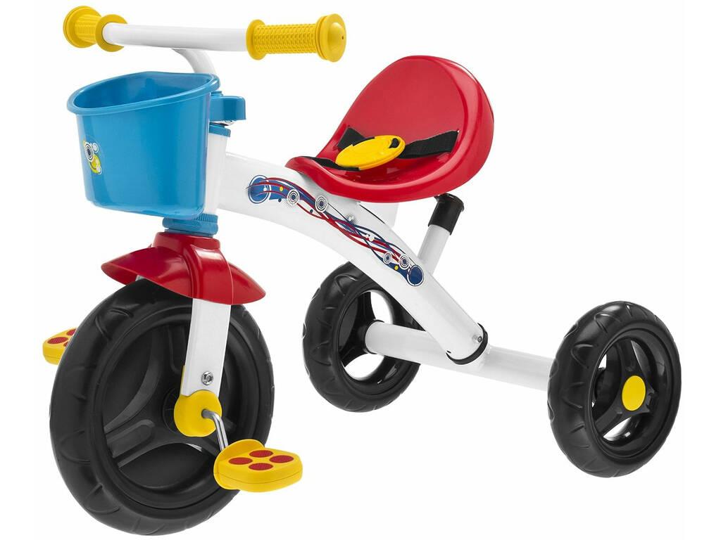 Triciclo U/GO Trike Vermelho