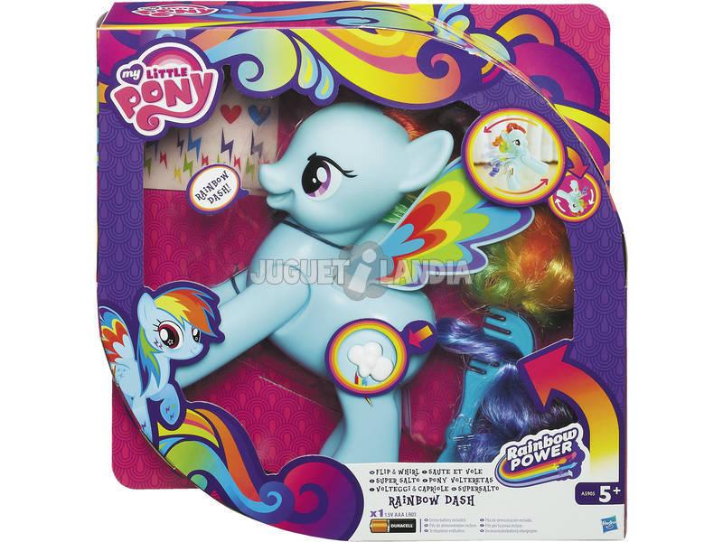 My little pony Pony Rainbow Dash