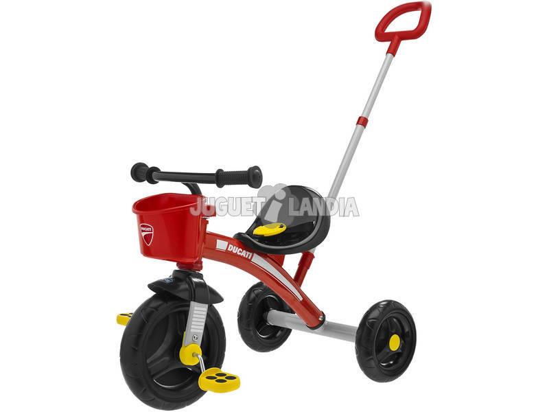 U/GO Ducati Trike vermelho