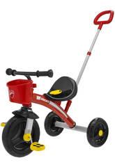 U/GO Ducati Trike Rojo