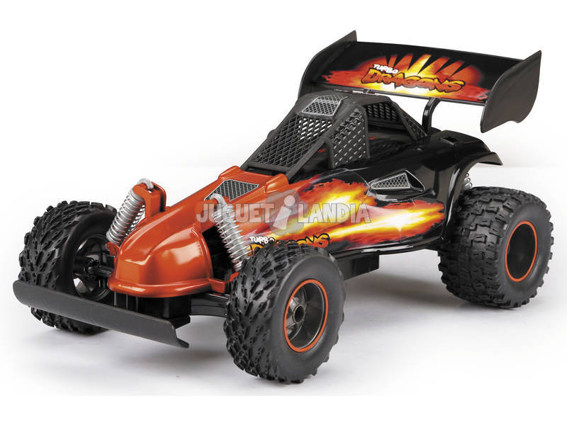 Radio Control 1:16 Dragon Buggy