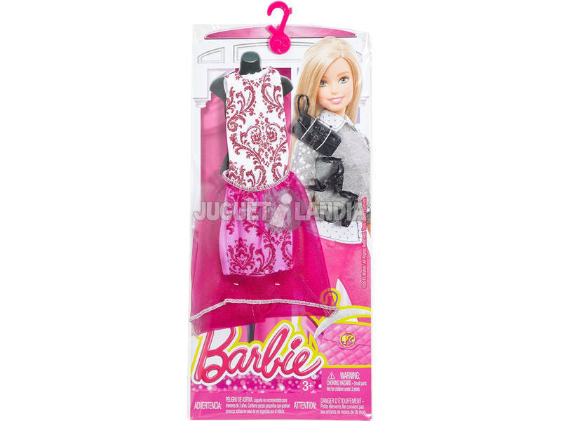 Mattel Barbie Complete Look Fashion Pack