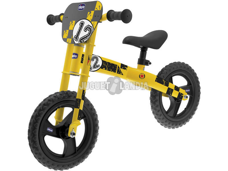 Bicicleta Yellow Thunder Chicco 7413