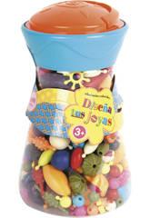 Pop Beads Cuentas Bote 300 Piezas