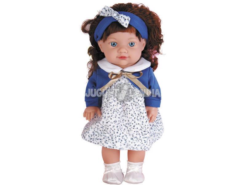 Boneca 36 cm. Vinilo