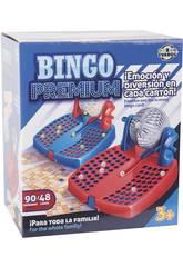 Bingo Lotteria Con 90 Numeri e 48 Cartelle