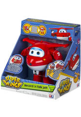 Superwings Jett Enregistrez Votre Voix Transformable
