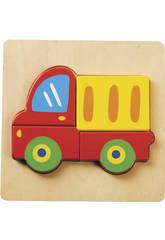 Puzzle in Legno Camion