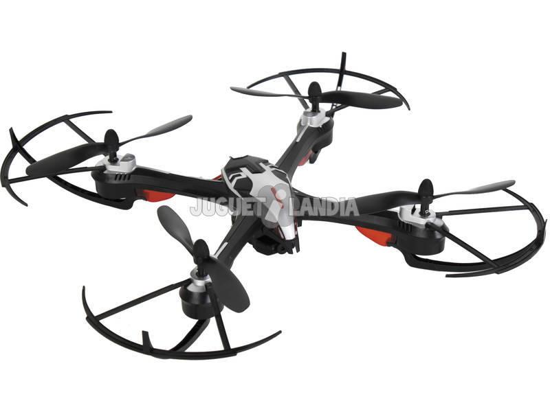 Rádio Controlo Drone Sortido 2.4GHZ Cámera Wifi 8x32x32cm