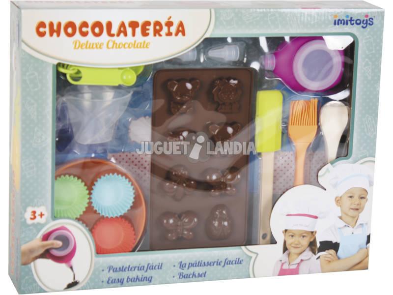 Chocolatería Deluxe