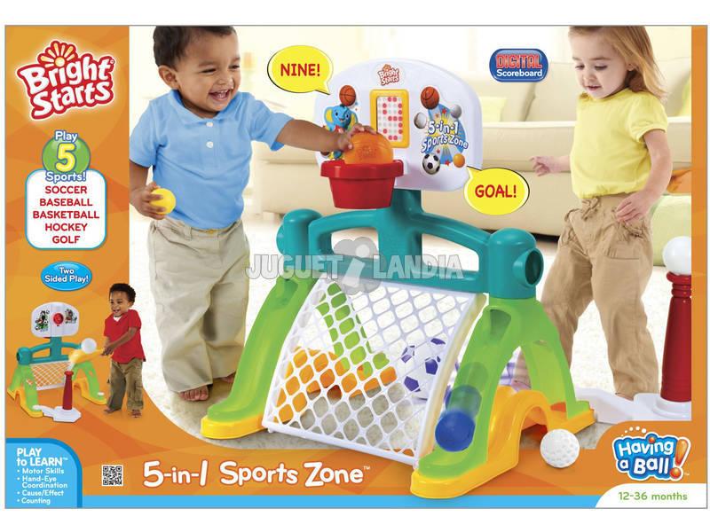 Sport Zone 5 Em 1