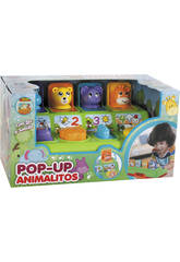 Pop-Up Animalitos