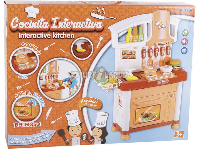 Cozinha Interactiva