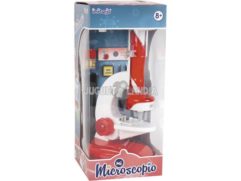 Microscópio Adaptável 27 cm.