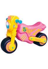 Moto Cavalcabile Champion Rosa
