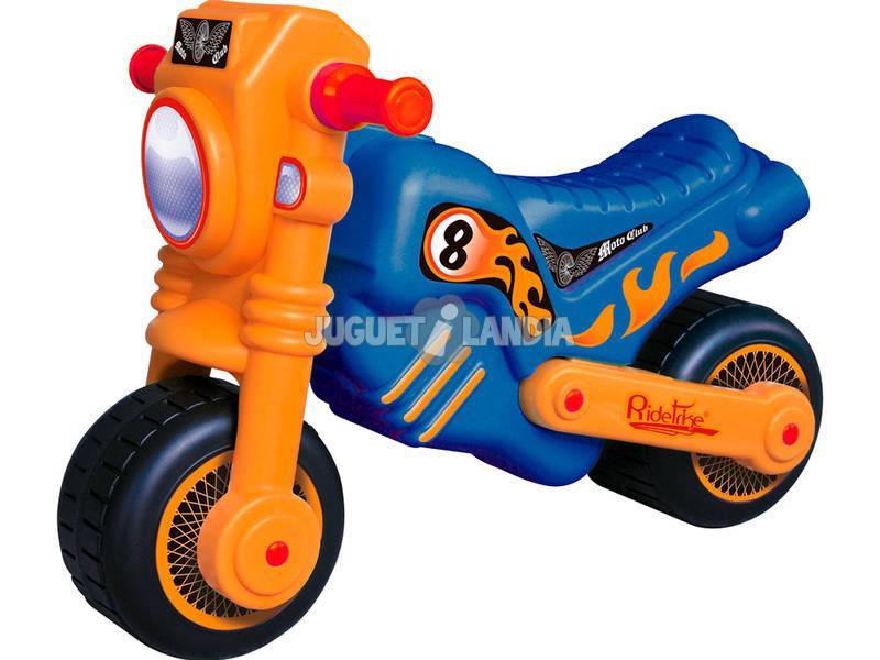 Moto Correpasillos Champions Azul