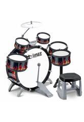 imagen Bateria Jazz 5 Tambores y Platillos