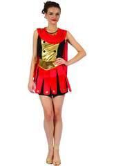 Disfraz Gladiadora para Mujer Talla M