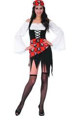 Disfraz Pirata Mujer Talla L