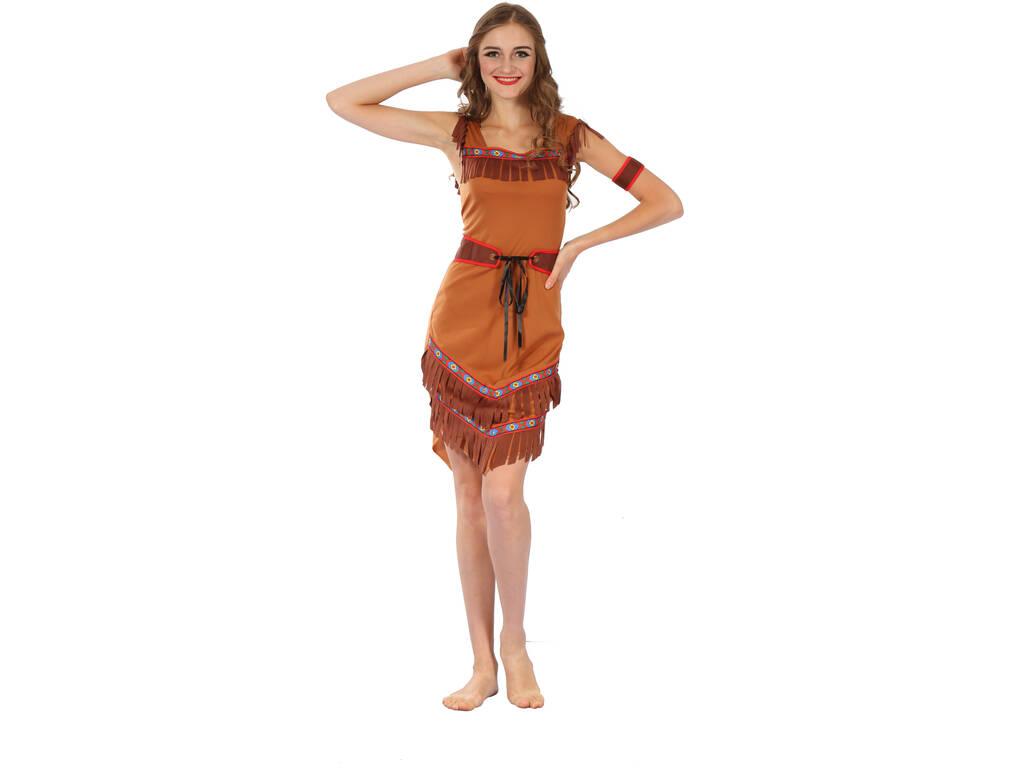 Disfraz India para Mujer Talla S