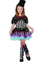Déguisement Clown Fille Taille S