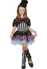 Déguisement Clown Fille Taille M