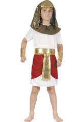 Déguisement Pharaon Enfant Taille S