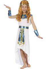 Disfraz Reina Egipcia Niña Talla XL