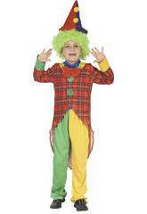 Déguisement Clown Enfant Taille S