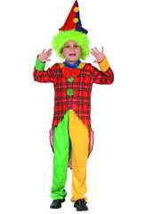 Déguisement Clown Enfant Taille XL